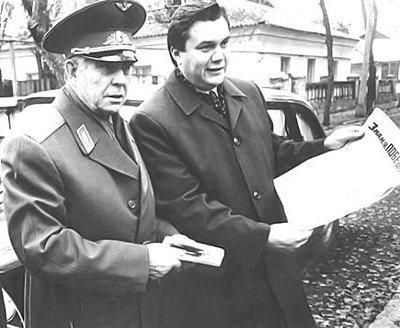 В Луганской школе установили мемориальную доску любимому космонавту президента, фото-1
