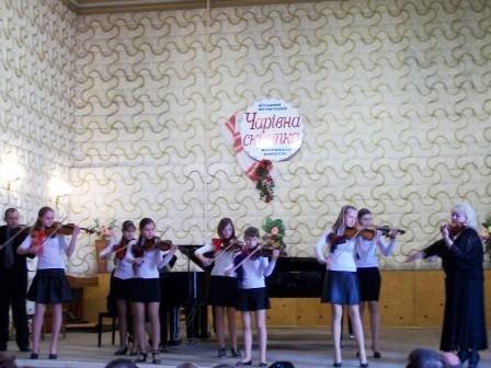 В Горловке прошел фестиваль-конкурс «Волшебная скрипка», фото-4