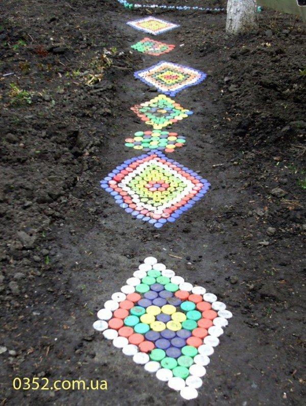 Біля тернопільської школи - барвиста мозаїка, фото-1