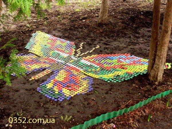 Біля тернопільської школи - барвиста мозаїка, фото-3