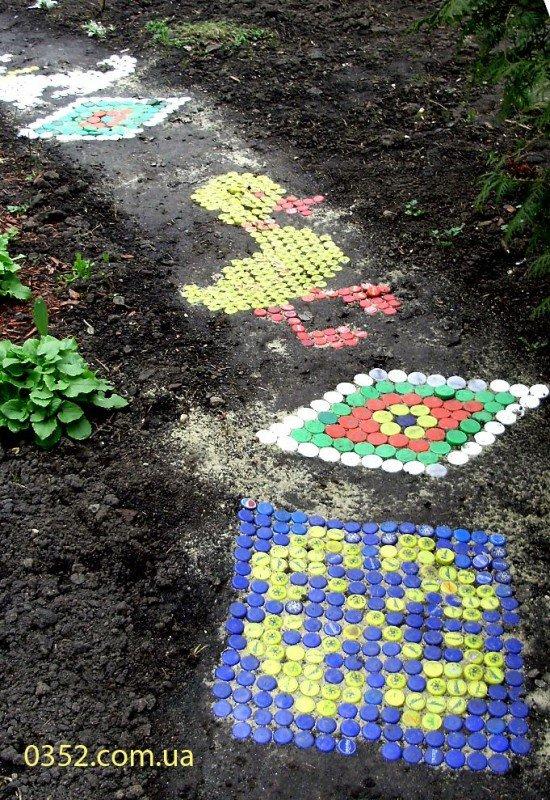 Біля тернопільської школи - барвиста мозаїка, фото-4