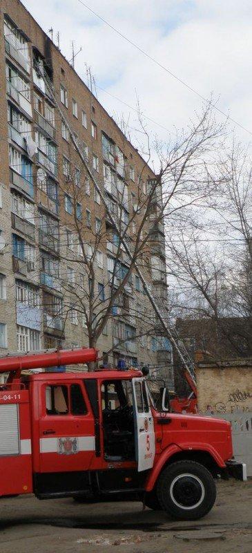 У Вінниці від вогню врятували восьмирічну дівчинку (ФОТО), фото-10