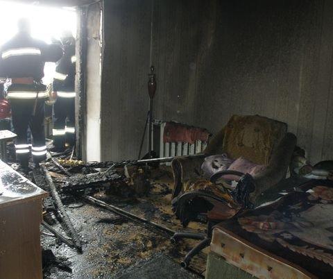 У Вінниці від вогню врятували восьмирічну дівчинку (ФОТО), фото-1