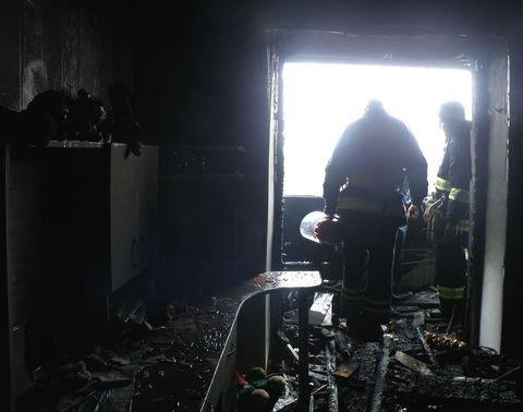 У Вінниці від вогню врятували восьмирічну дівчинку (ФОТО), фото-3
