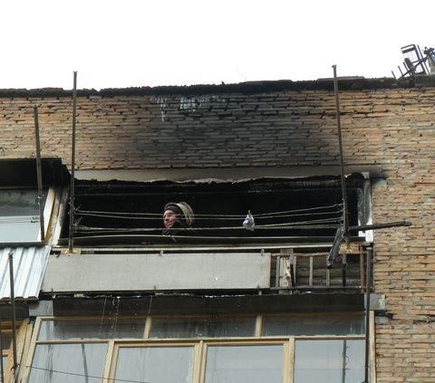 У Вінниці від вогню врятували восьмирічну дівчинку (ФОТО), фото-4