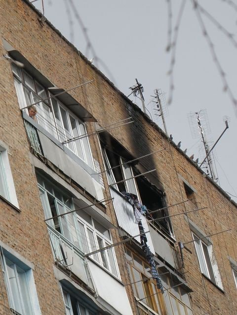 У Вінниці від вогню врятували восьмирічну дівчинку (ФОТО), фото-5