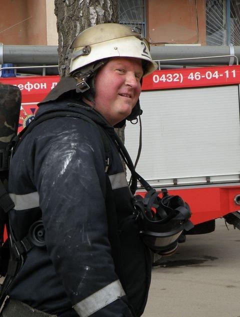 У Вінниці від вогню врятували восьмирічну дівчинку (ФОТО), фото-6