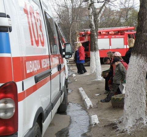 У Вінниці від вогню врятували восьмирічну дівчинку (ФОТО), фото-9