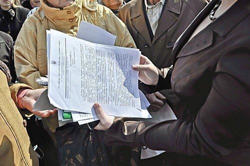Обещание чиновников вновь оказались пустыми. Луганчане устроили митинг (фото), фото-6
