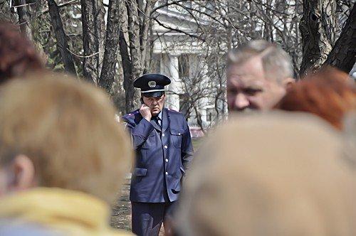 Обещание чиновников вновь оказались пустыми. Луганчане устроили митинг (фото), фото-4