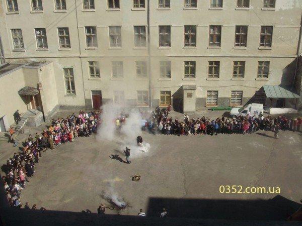 В школах Тернополя відбувся День цивільної оборони, фото-5
