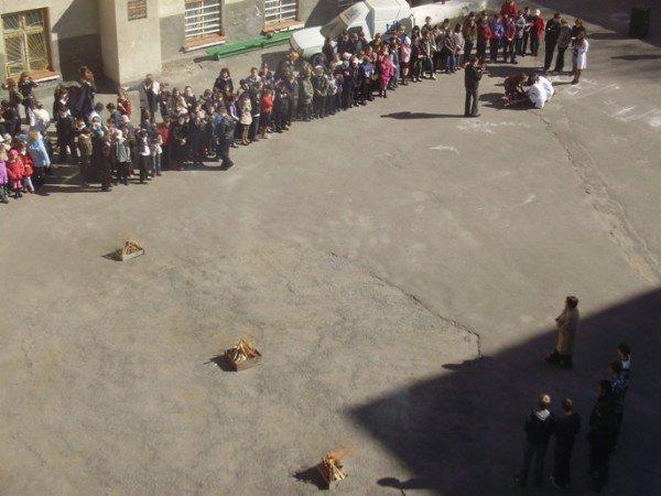 В школах Тернополя відбувся День цивільної оборони, фото-4