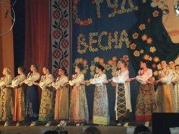 В Кривом Роге цвела и буяла  педагогическая Студвесна: «Краса. Жінка. Весна. Україна» (фото), фото-2