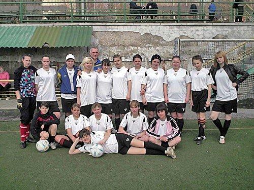 Женская сборная луганской области приняла участие в VI юношеских играх (фото), фото-1