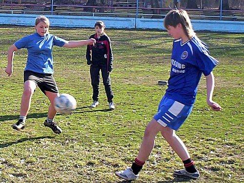 Женская сборная луганской области приняла участие в VI юношеских играх (фото), фото-2