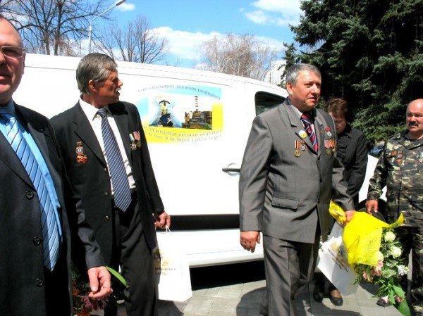 Чернобыльцам Днепропетровщины выделили 15 млн гривен (ФОТО), фото-3