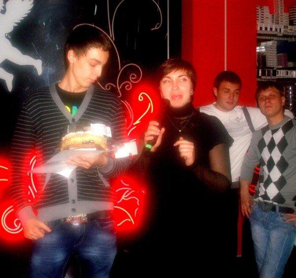 Студенты горловского иняза попробовали себя в качестве режиссеров (ФОТО), фото-7