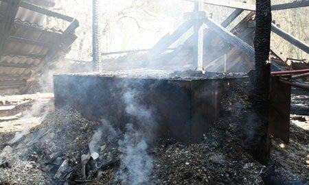 У Великодню п'ятницю  на Тернопільщині горіла школа, фото-2
