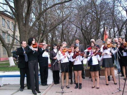 Горловчане почтили память погибших на ЧАЭС, фото-3