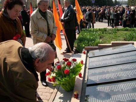 Горловчане почтили память погибших на ЧАЭС, фото-5