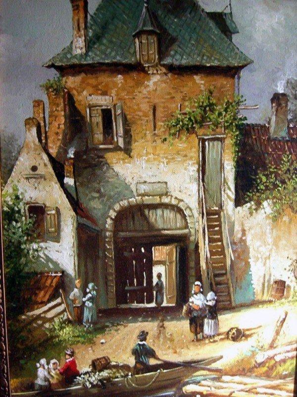 В Кривом Роге выставляются голландские пейзажи и натюрморты (ФОТО), фото-1