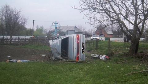 У Вінницькій області алкоголь і висока швидкість убили двох людей (ФОТО), фото-1