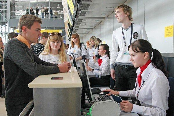В харьковском аэропорту проверили пропускную способность нового терминала (ФОТО), фото-2