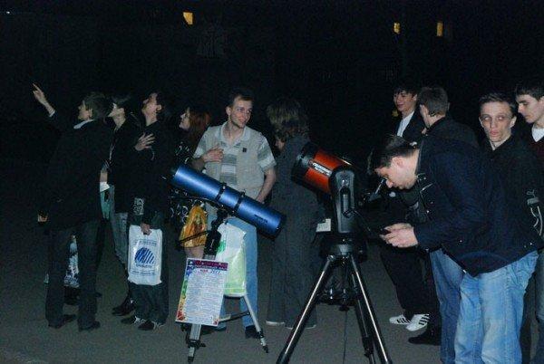 В Харькове прошёл вечер тротуарной астрономии (ФОТО), фото-2