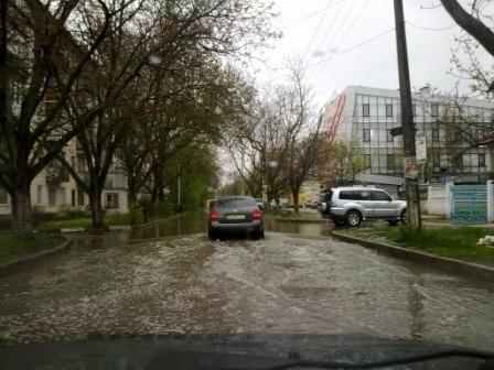 Симферополь уходит под воду (фото), фото-2