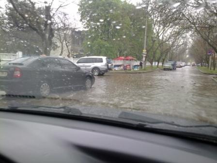 Симферополь уходит под воду (фото), фото-3