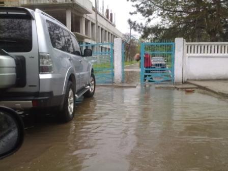 Симферополь уходит под воду (фото), фото-4