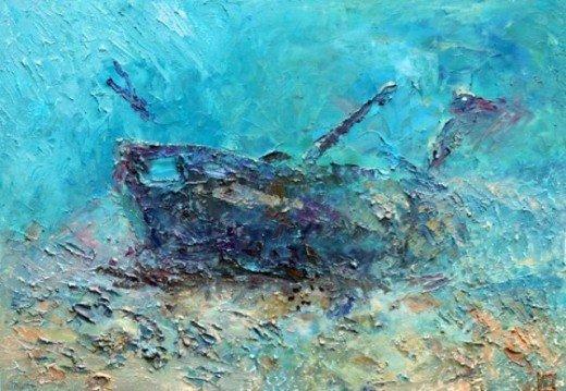 В Ялте покажут картины и фото, сделанные под водой (ФОТО), фото-6