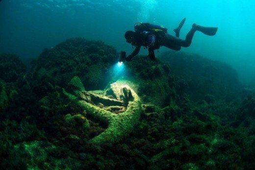 В Ялте покажут картины и фото, сделанные под водой (ФОТО), фото-3