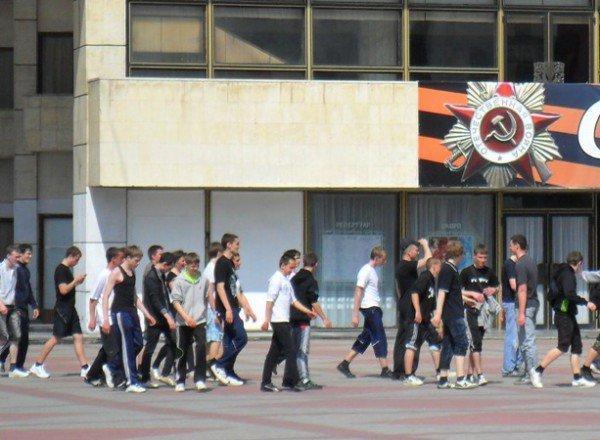 На пробежку становись или Симферопольский марш-бросок во имя здоровья (фото), фото-1