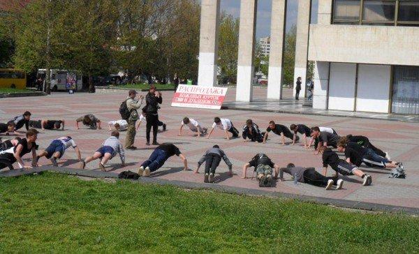 На пробежку становись или Симферопольский марш-бросок во имя здоровья (фото), фото-2