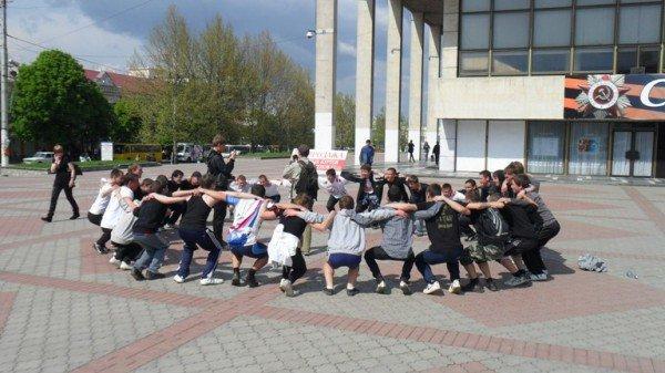 На пробежку становись или Симферопольский марш-бросок во имя здоровья (фото), фото-3