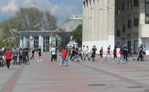 На пробежку становись или Симферопольский марш-бросок во имя здоровья (фото), фото-4