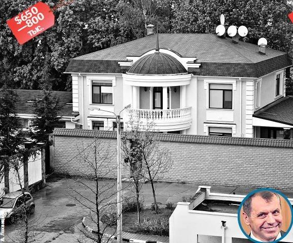 Крыша власти Крыма: Джарты выбрал элитную высотку, а мэр Керчи – этаж в общаге (фото), фото-9