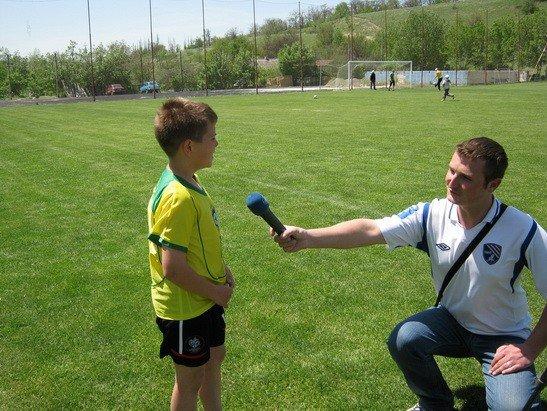 «Таврия» провела экскурсию для юных футбольных фанатов (фото), фото-10