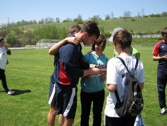 «Таврия» провела экскурсию для юных футбольных фанатов (фото), фото-8