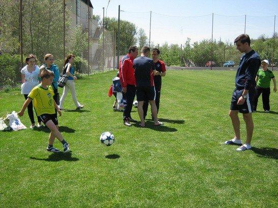 «Таврия» провела экскурсию для юных футбольных фанатов (фото), фото-9