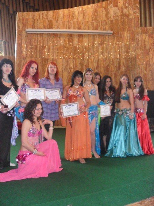 На танцевальном фестивале «Бастет» в ялте установлены два украинских рекорда(ФОТО), фото-2