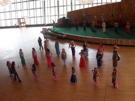 На танцевальном фестивале «Бастет» в ялте установлены два украинских рекорда(ФОТО), фото-3