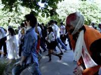 Zombie  Walk-May 2011 в Кривом Роге - реально прикольная  жуть! (ФОТО), фото-2