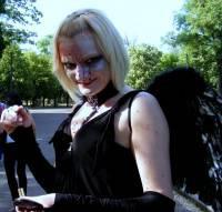 Zombie  Walk-May 2011 в Кривом Роге - реально прикольная  жуть! (ФОТО), фото-5