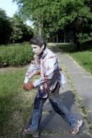Zombie  Walk-May 2011 в Кривом Роге - реально прикольная  жуть! (ФОТО), фото-8