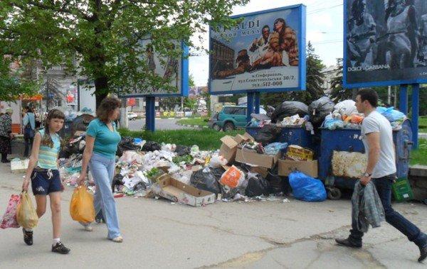 В Симферополе могут создать экологическую полицию (фото), фото-1