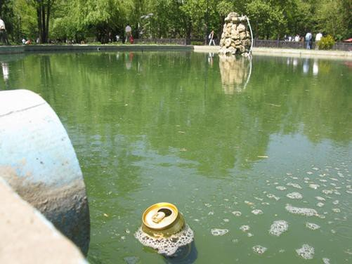 Симферопольские скверы и парки пришли в запустение (ФОТО), фото-5