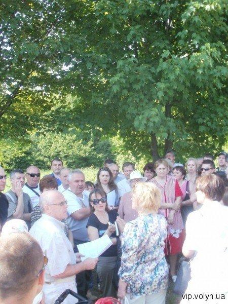 Лучани борються проти забудови парку (ФОТО), фото-6
