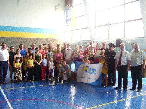 В Луцьку пройшли обласні змагання «Тато, мама, я – спортивна сім'я» серед правоохоронців (ФОТО), фото-3